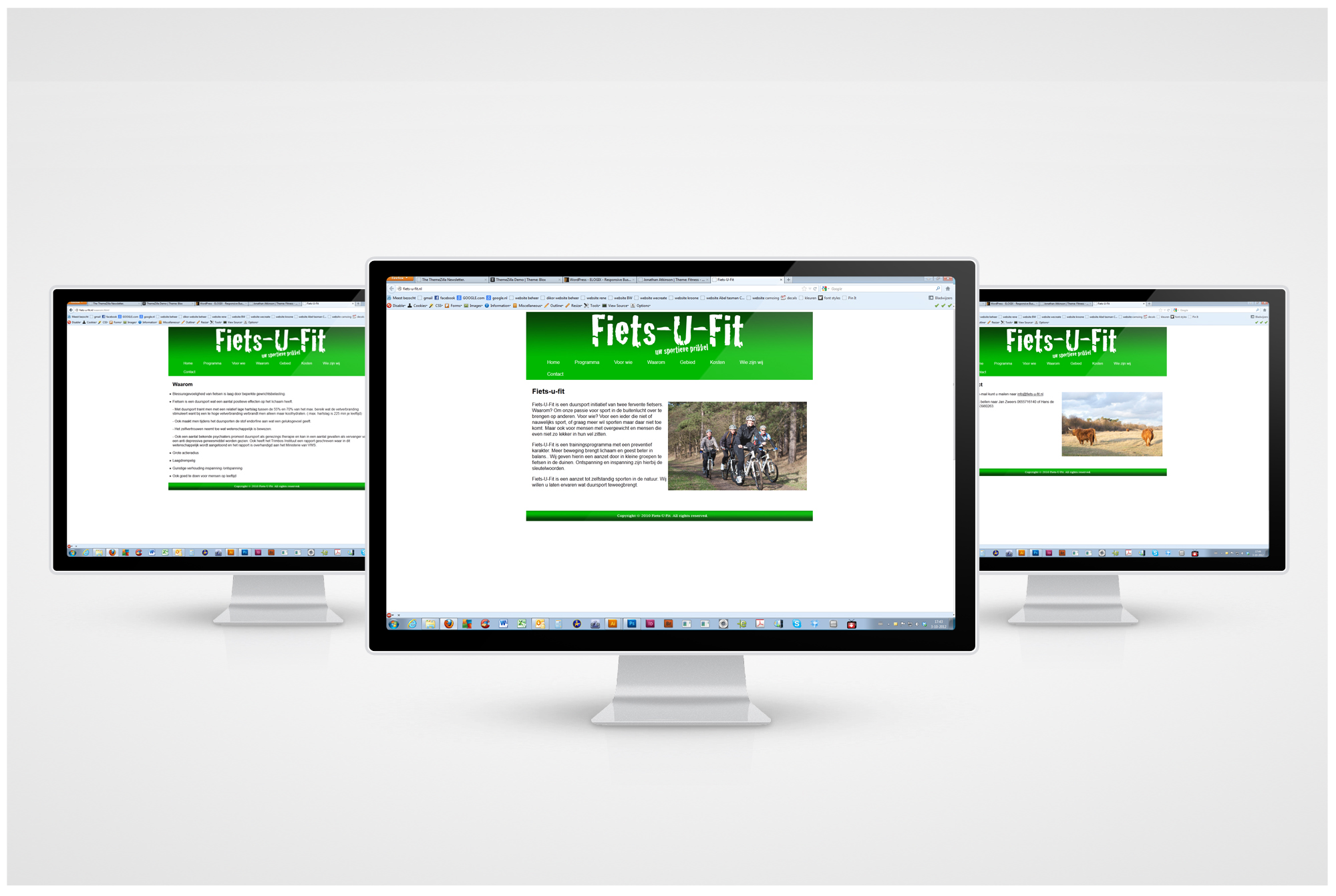fiets-u-fit oude website