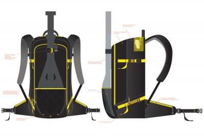 Backcounty Backpack