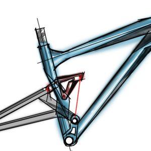 Fiets frames