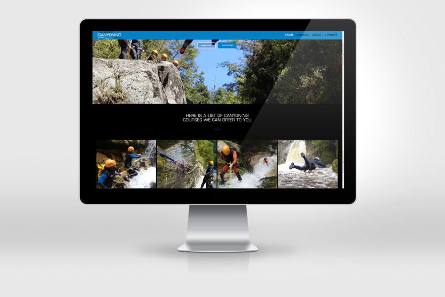 New Zealand Canyoning School