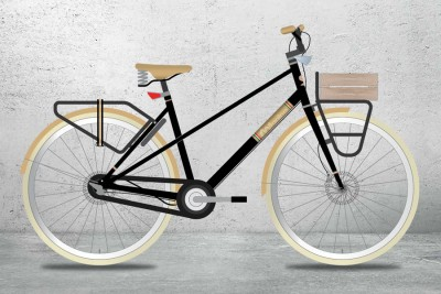 Urban fiets concepten