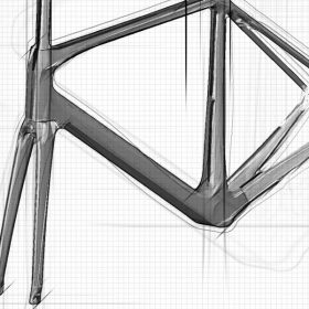 Road frame design