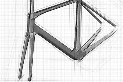 Road frame design
